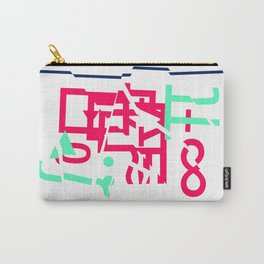 ∫O.□◅Y∞-∏ Carry-All Pouch