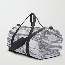 Wild Natural Marble Duffle Bag
