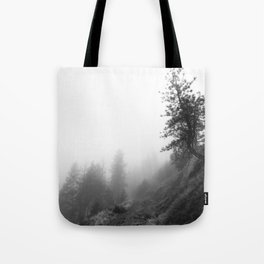 October fog Tote Bag