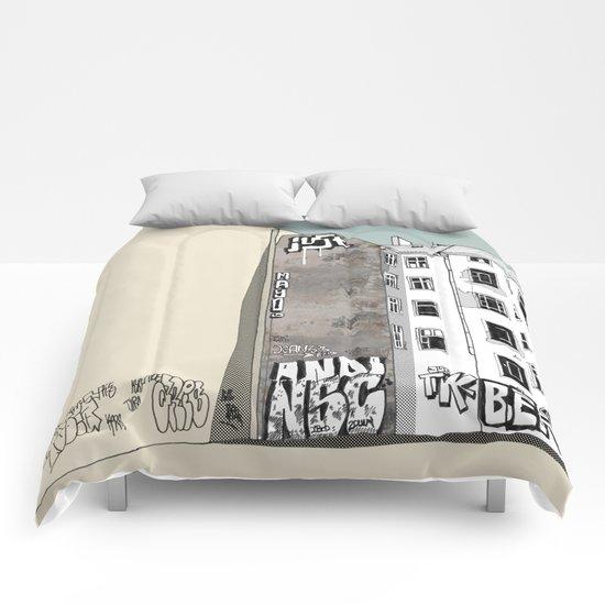 Warschauer Strasse Comforters