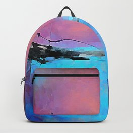 Versailles-Abstract  Backpack