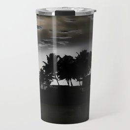 ...  twilight beach  ... Travel Mug