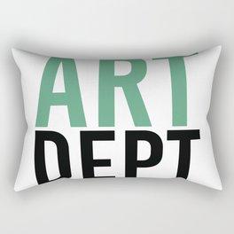 ART DEPT GOO 2 GO AWAY Rectangular Pillow