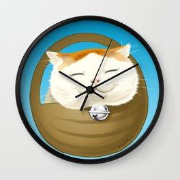 Shiro Wall Clock