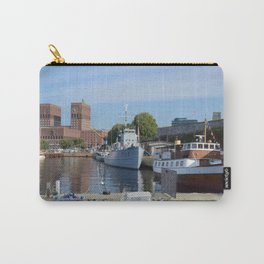 Minesweeper Alta In Oslo Carry-All Pouch