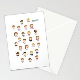 PSC Stationery Cards