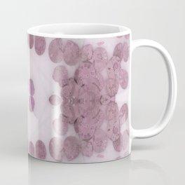Sea Shell Lavender Peppermint Coffee Mug