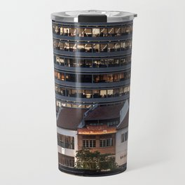 Architectual Antagonisms Travel Mug