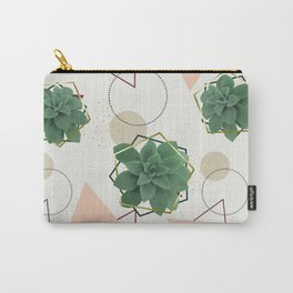 Lovely Succulents #redbubble #decor #buyart Carry-All Pouch