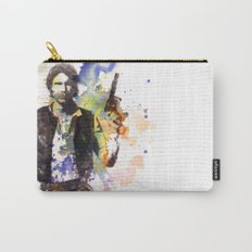 Han Solo From Star Wars  Carry-All Pouch