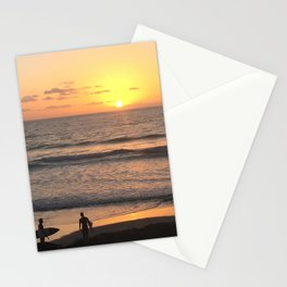 The Last Surf Stationery Cards