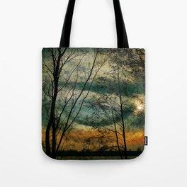 Nature lake Tote Bag
