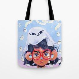 Tears AKA Ghosties  Tote Bag