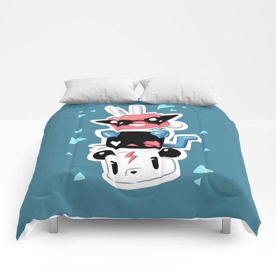 Trio Comforters