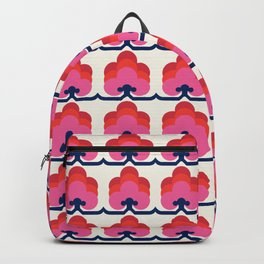 Reto shapes pattern no5 Backpack