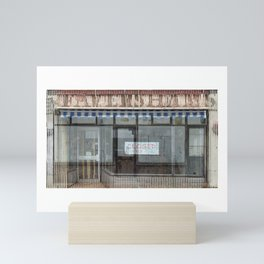 Dead Shop 08 Mini Art Print