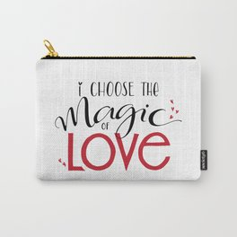 Magic of Love Carry-All Pouch