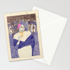Learning to Love Another Woman, and a Mythical Creature Stationery Cards