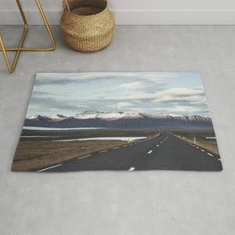 Road Trip in Iceland. || Roads that Lead to the Mountains. || MadaraTravels Rug