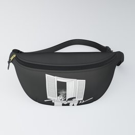 goodnight cigarette Fanny Pack