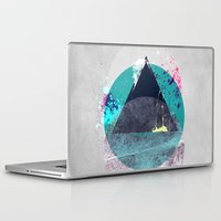 minimalism Laptop & iPad Skins featuring Minimalism 10 by Mareike Böhmer