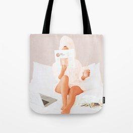 Weekend Morning II Tote Bag
