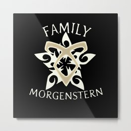 family morgenstern Metal Print