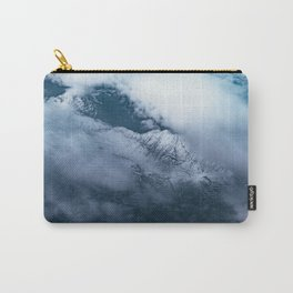 """""""You must go on adventures to find out where you truly belong."""" Carry-All Pouch"""
