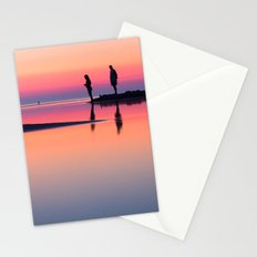 Pastels at Sunset Stationery Cards
