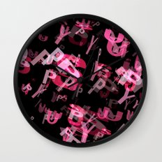 Power to the P Wall Clock