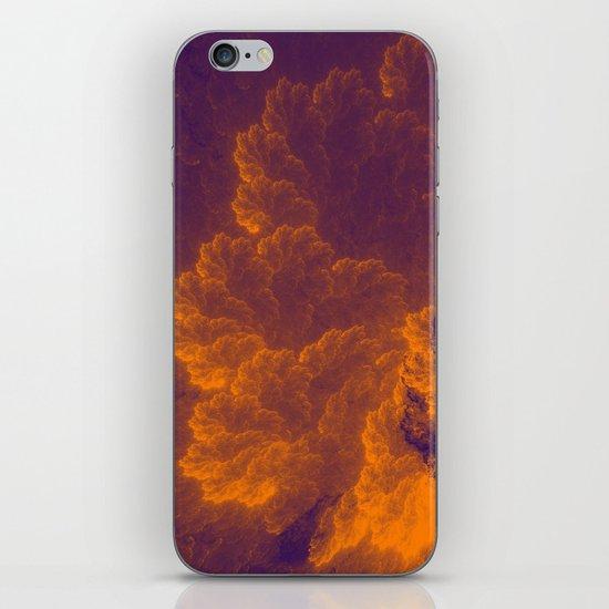 Fractal 8 iPhone & iPod Skin