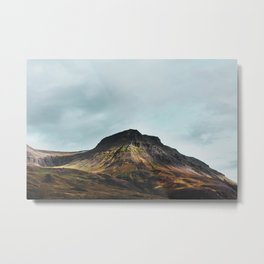 Colours of Iceland Metal Print