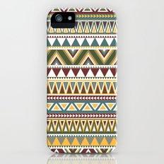 Aztec iPhone (5, 5s) Slim Case