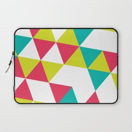 TROPICAL TRIANGLES - Vol 2 Laptop Sleeve