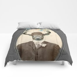 The Butterfly Collector Comforters