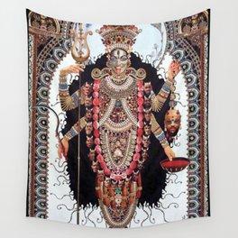Hindu - Kali 8 Wall Tapestry