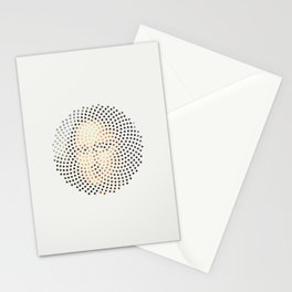 Optical Illusions - famous works of art 1 Stationery Cards