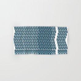 Cubist Ornament Pattern Hand & Bath Towel