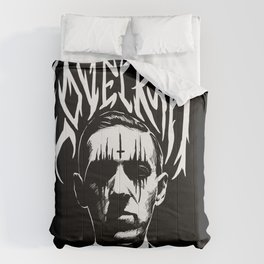 lovecraft metal band creator of cthulhu Comforters