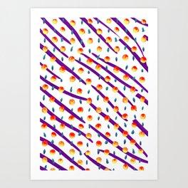 Natural Pattern #3 Art Print