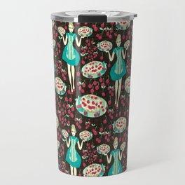 a very cherry pie Travel Mug