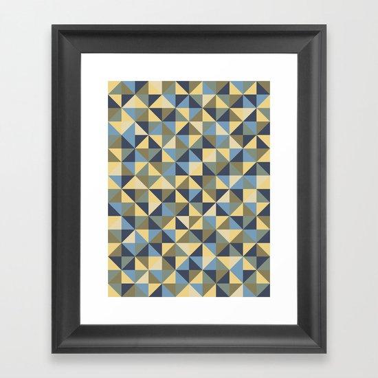 Shapes 003 ver 2 Framed Art Print