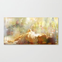 Dreaming of Venice Canvas Print