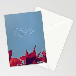 Macrocosmo Stationery Cards