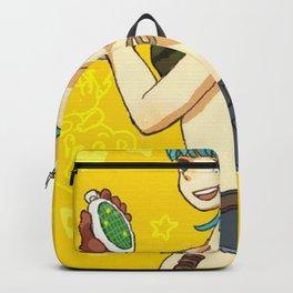 Sexy Bulma Backpack