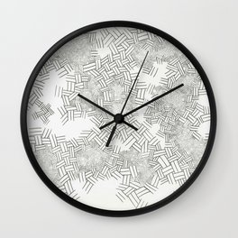 Not Ape Wall Clock