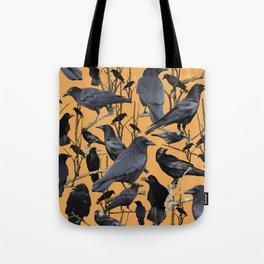 Crow | Corvidae Tote Bag