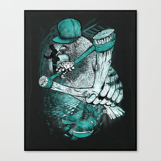 r+evolution. Canvas Print
