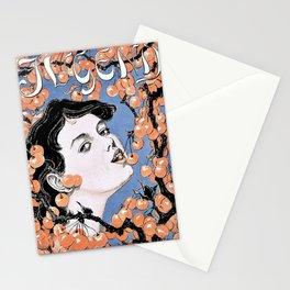12,000pixel-500dpi - Otto Eckmann - Jugend No.32 - Digital Remastered Edition Stationery Cards