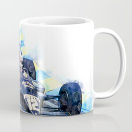 Nigel Mansell, JPS Coffee Mug